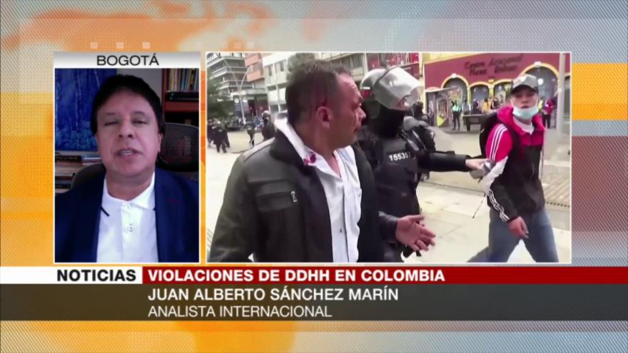 Sánchez Marín: No habrá justicia en Colombia con Duque en el poder