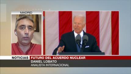 """Lobato: EEUU solo busca """"alargar"""" las conversaciones sobre el PIAC"""