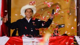 "Izquierda paraguaya celebra ""triunfo"" de Castillo en Perú"