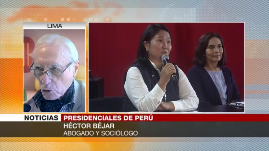 Béjar: Los peruanos piden poner en la cárcel a los corruptos