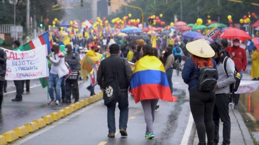 Estallido social en Colombia no se apaga pese a represión policial