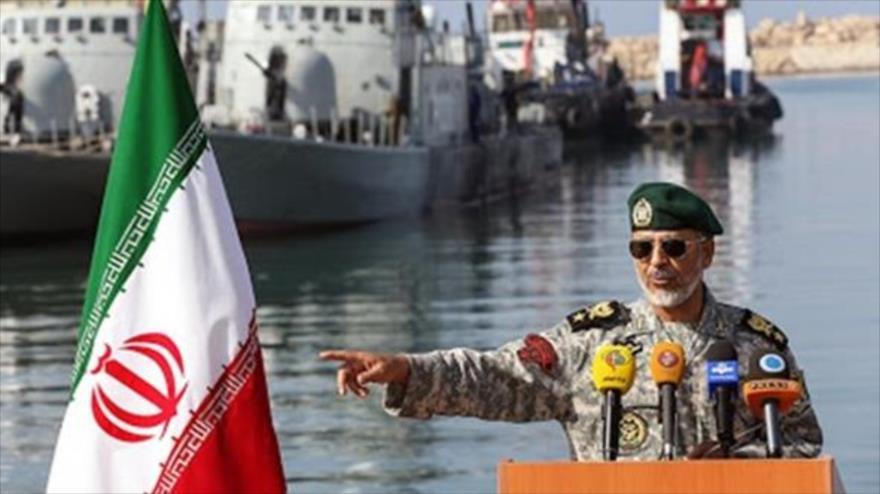 Inédito: Flota iraní entra en el Atlántico sin atracar en puertos