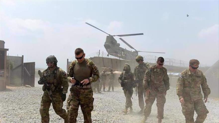 EEUU busca lanzar ataques aéreos en Afganistán tras retirar tropas | HISPANTV