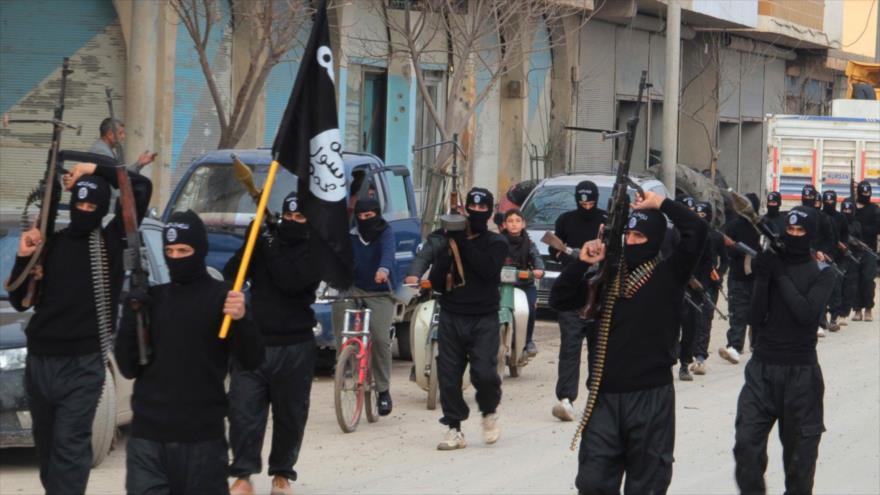 Siria advierte: EEUU vuelve a confiar en organizaciones terroristas