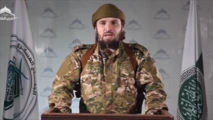 Ejército sirio mata a vocero de la mayor alianza terrorista en Idlib
