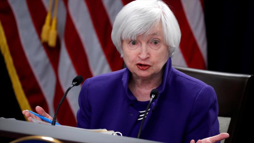 El Tesoro de EEUU afirma que HAMAS es un objetivo de sus sanciones