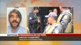 Chamorro: Keiko Fujimori, responsable del caos en Perú
