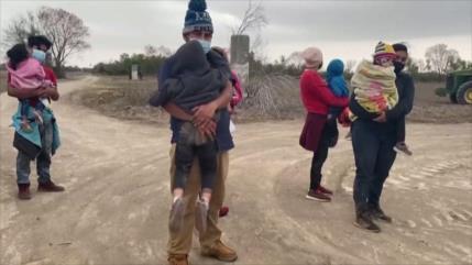 Niños migrantes, los más afectados en crisis humanitaria de EEUU