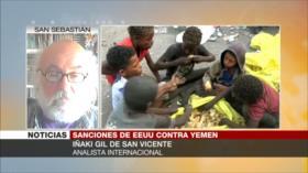 Gil: El Pentágono planifica crímenes saudíes contra Yemen