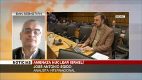 """Israel, """"estado gamberro"""", amenaza el mundo con complicidad de AIEA"""