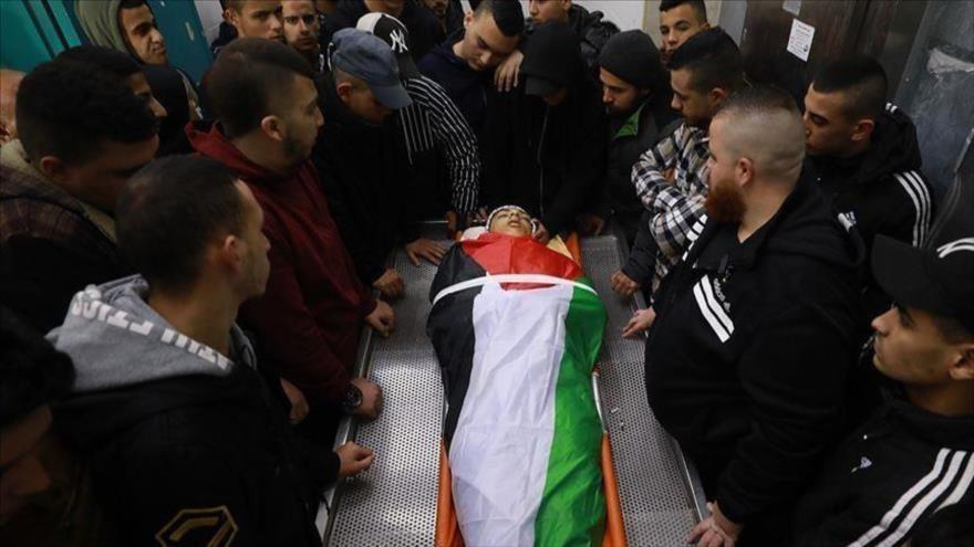 Israel mata a tiros a un palestino en Cisjordania, 3.º en un mes