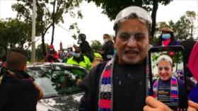 Colombia sigue oprimida: Expertos de CIDH ponen manos a la obra