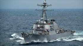 Ojo avizor: Rusia rastrea destructor de EEUU, navegando mar Negro