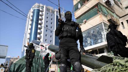 Palestina retomará batalla en Tel Aviv, de Israel comete errores