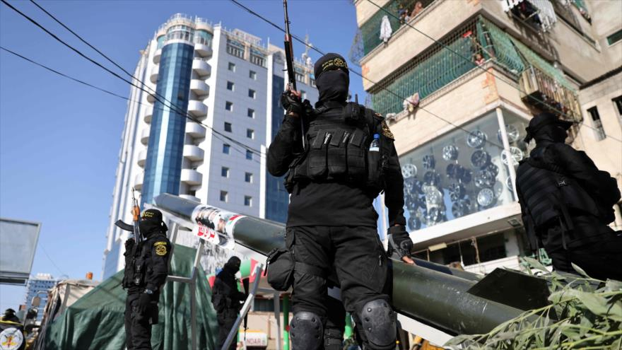 Palestina retomará batalla en Tel Aviv, de Israel comete errores | HISPANTV
