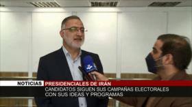 Presidenciales de Irán. Represión israelí. Agresión contra Yemen – Noticias Exprés: 19:30 – 11/06/2021