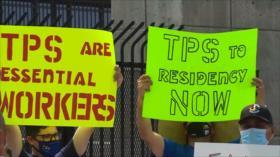 Corte Suprema de EEUU niega residencia a miles de tepsianos