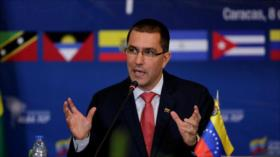 "Venezuela rechaza ""soberbia imperialista"" de EEUU contra Nicaragua"