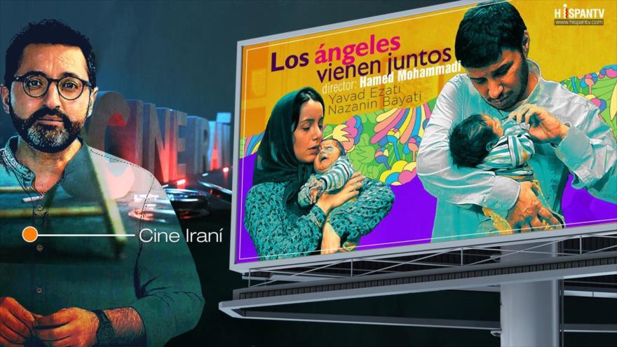 Cine Iraní: Los ángeles vienen juntos