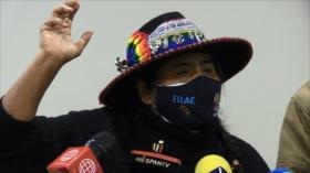 Organizaciones indígenas de Perú rechazan nulidad de sus votos