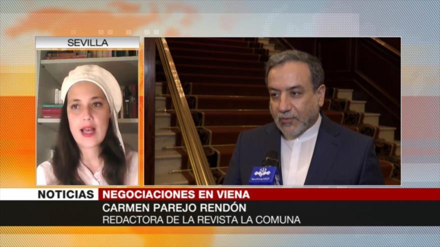 Parejo Rendón: Fin de conversaciones significaría fin de sanciones a Irán
