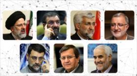 Debate presidencial en Irán. Crímenes israelíes. Fracaso de Fujimori - Boletín: 12:30 - 13/6/2021