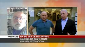 """""""Más probable es que Netanyahu entre directamente a prisión"""""""