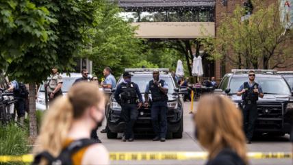 Cifra impactante: Se registran 270 tiroteos masivos en EEUU en 2021