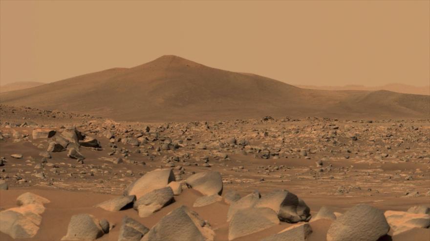 Vean primer panorama en 360° de Marte capturado por NASA