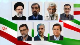 Irán Hoy: Elecciones en Irán 2021, los grupos de principalistas