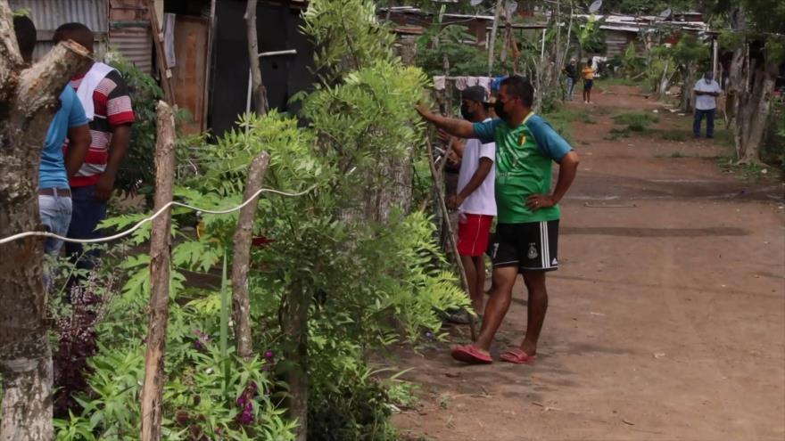 Comunidades informales en Panamá denuncian intimidación