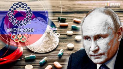 Dopaje, Juegos Olímpicos, atletismo y geopolítica