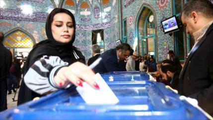 Irán: Participación en presidenciales anulará futuras sanciones