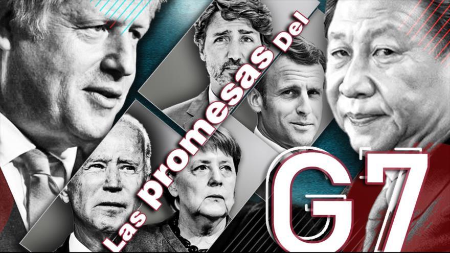 Detrás de la Razón: El G7 entre promesas y la contención China