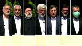 Candidatos presidneciales de Irán siguen presentando sus planes