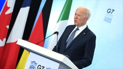 ¿Siria o Libia? Biden no tiene ni idea del país del está hablando