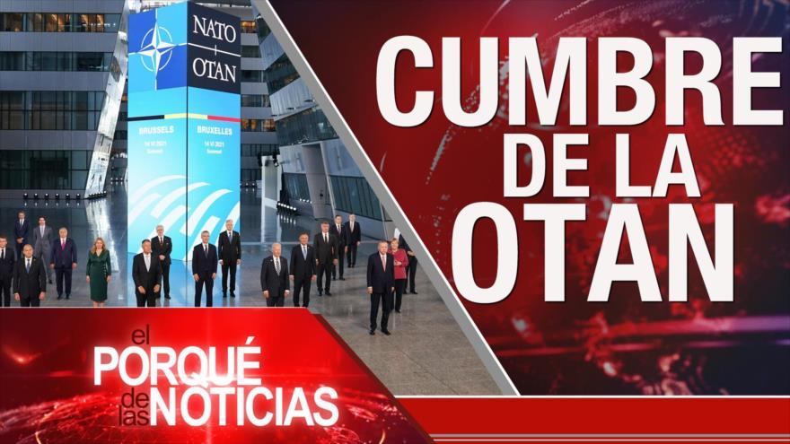 El Porqué de las Noticias: Fin de Netanyahu. Cumbre de la OTAN. Malvinas argentinas