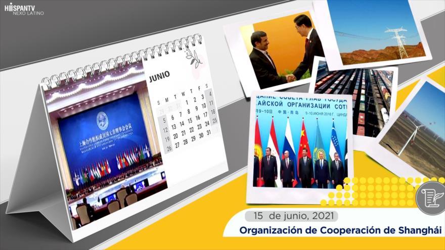 Esta semana en la historia: Organización de Cooperación de Shanghái