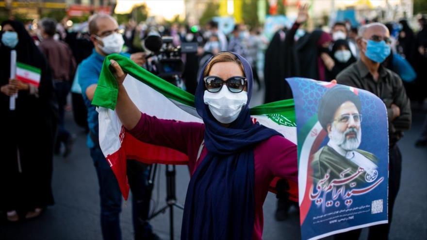 Fotos: Así se vive con alegría el ambiente electoral en Irán   HISPANTV