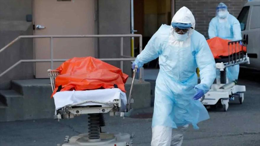 EEUU supera las 600 000 muertes por la COVID-19 | HISPANTV