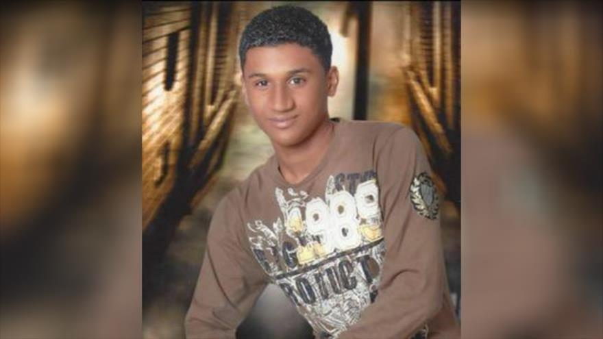 El joven chií ejecutado Mustafa bin Hashem bin Issa Al Darwish.