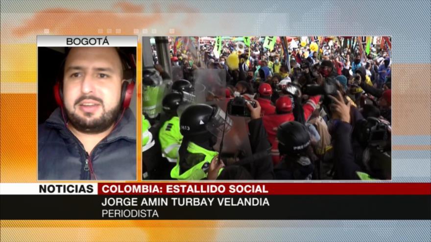 Turbay: Duque no tiene intención de cumplir demandas de Colombia