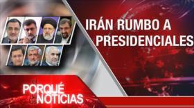 El Porqué de las Noticias: Elecciones en Irán. Resistencia Palestina. Elecciones en Perú