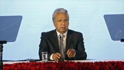 Bolivia alerta a Moreno: No dejaremos impune envío de armas a Áñez