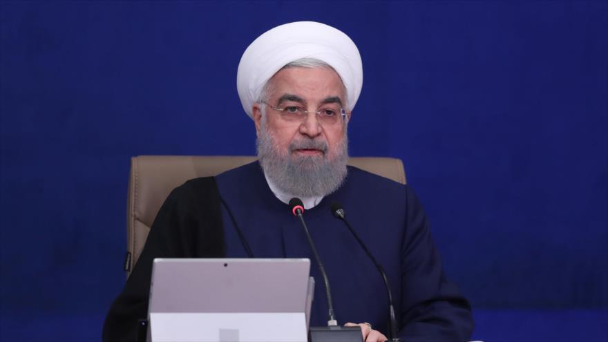 Rohani invita a iraníes a votar para proteger República Islámica | HISPANTV