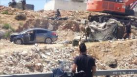Vídeo: Fuerzas israelíes matan a tiros a una mujer palestina