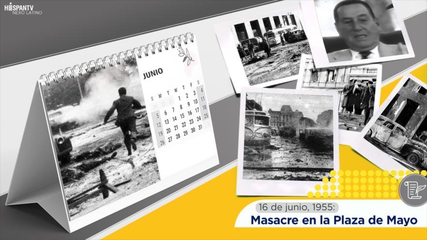 Esta semana en la historia: Masacre en la Plaza de Mayo