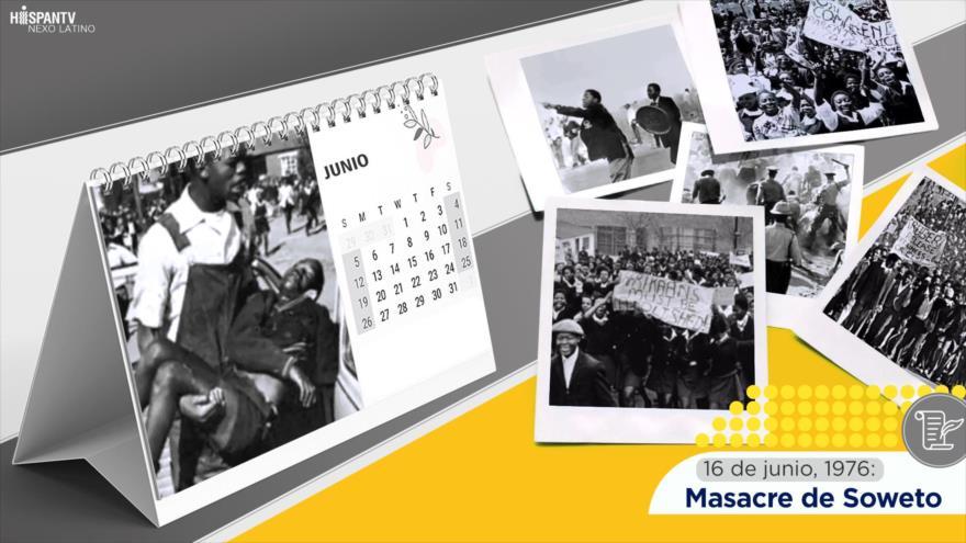 Esta semana en la historia: Masacre de Soweto