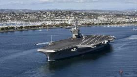 EEUU creará fuerza de tareas naval permanente para encarar a China