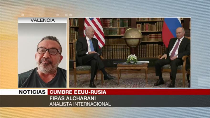 Alcharani: EEUU tiene que entender que presionar a Rusia es inútil